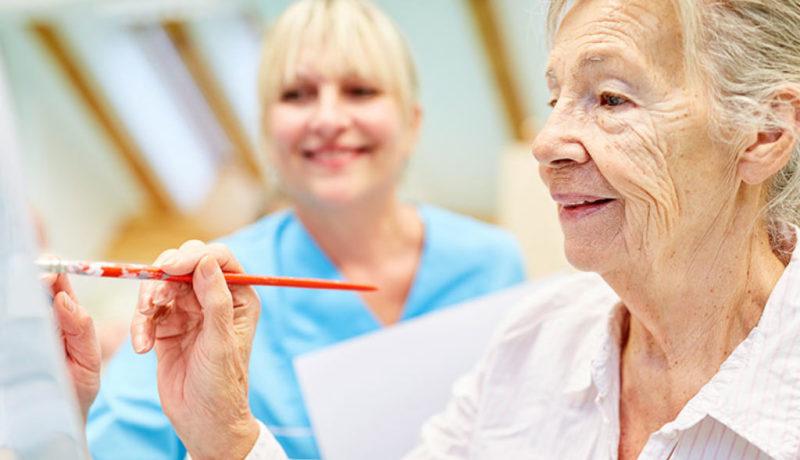 senior living activities