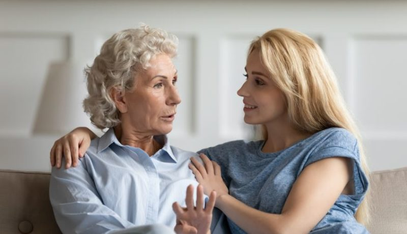 when elderly parent refuses assisted living care